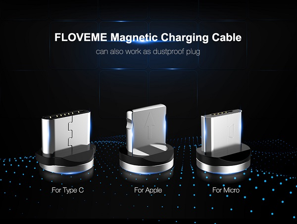 The FLOVEME Magnetic Phone Chargers review
