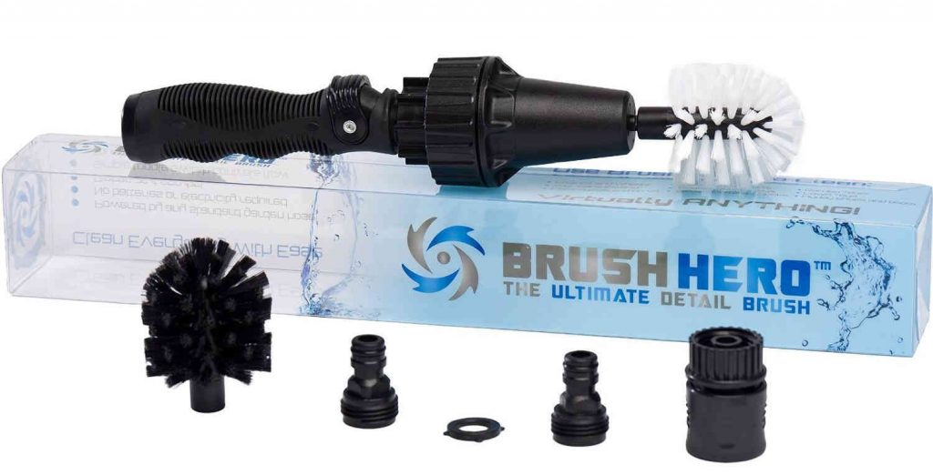 The Brush Hero Pro Features and Benefits