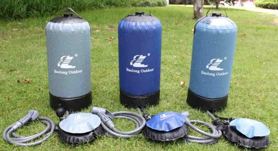Best portable camping showers