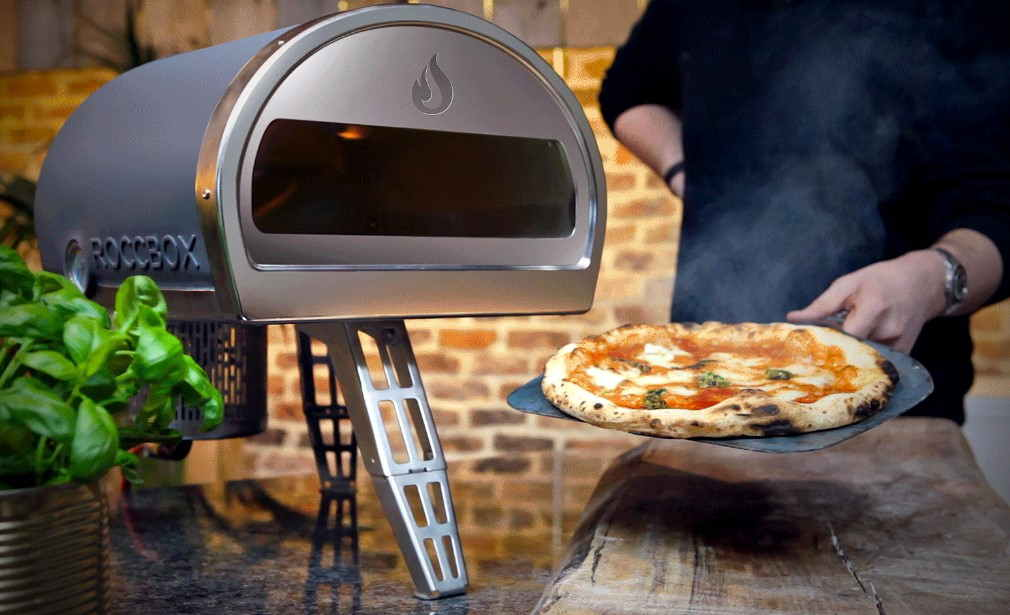 Roccbox Review The Best Backyard Pizza Ovens