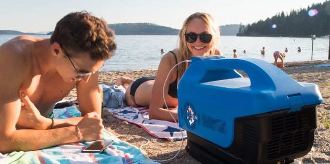 World's Coolest Portable Air Conditioner