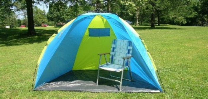 beach tents reviews