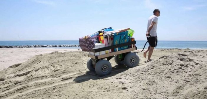 TOP 10 Best Beach Carts Reviews and Ratings 2018: Ultimate Buying Guide