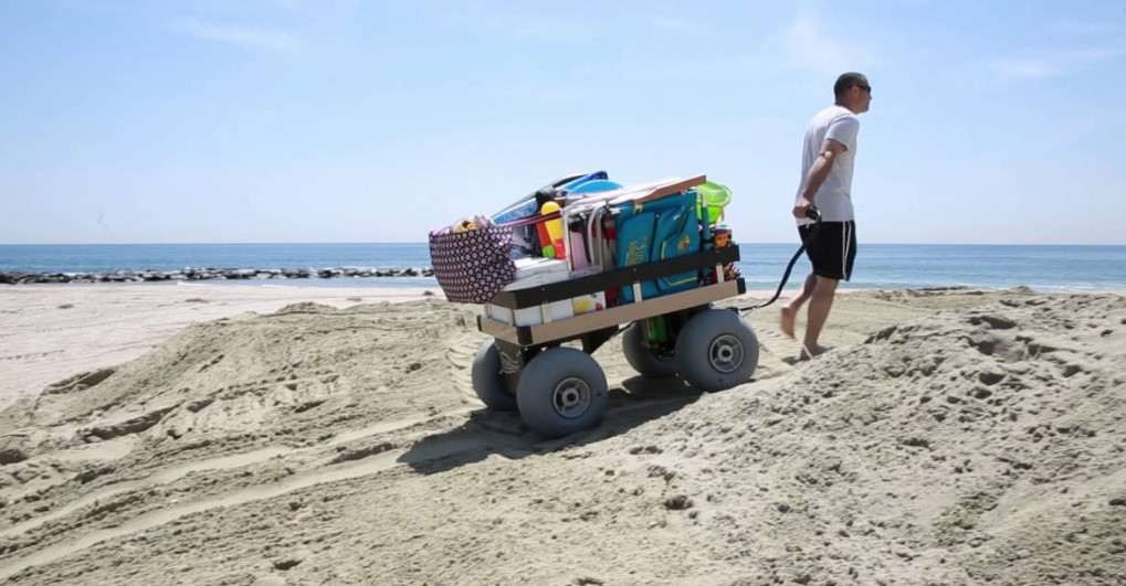 Top 10 Best Beach Carts Reviews And Ratings 2018 Ultimate Buying