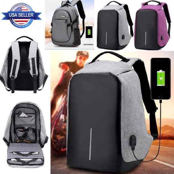 Best Anti-Theft Backpack