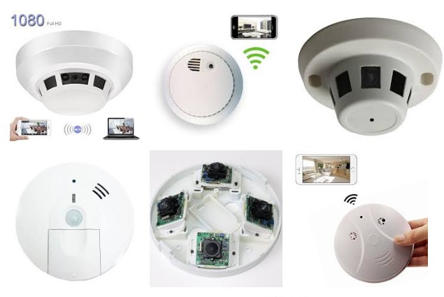 Smoke Detector Camera Reviews