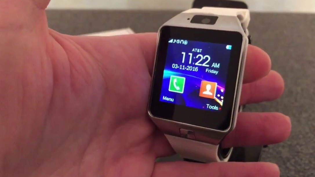 Android Touch Watch