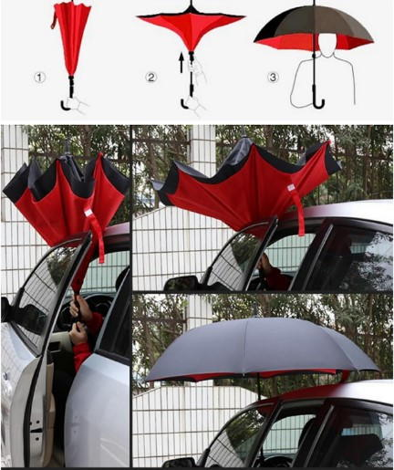 benefits of reversed umbrella