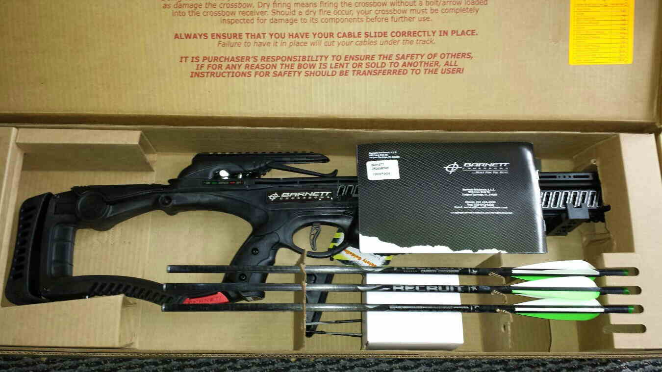 unboxing-assembled-pistol-crossbows