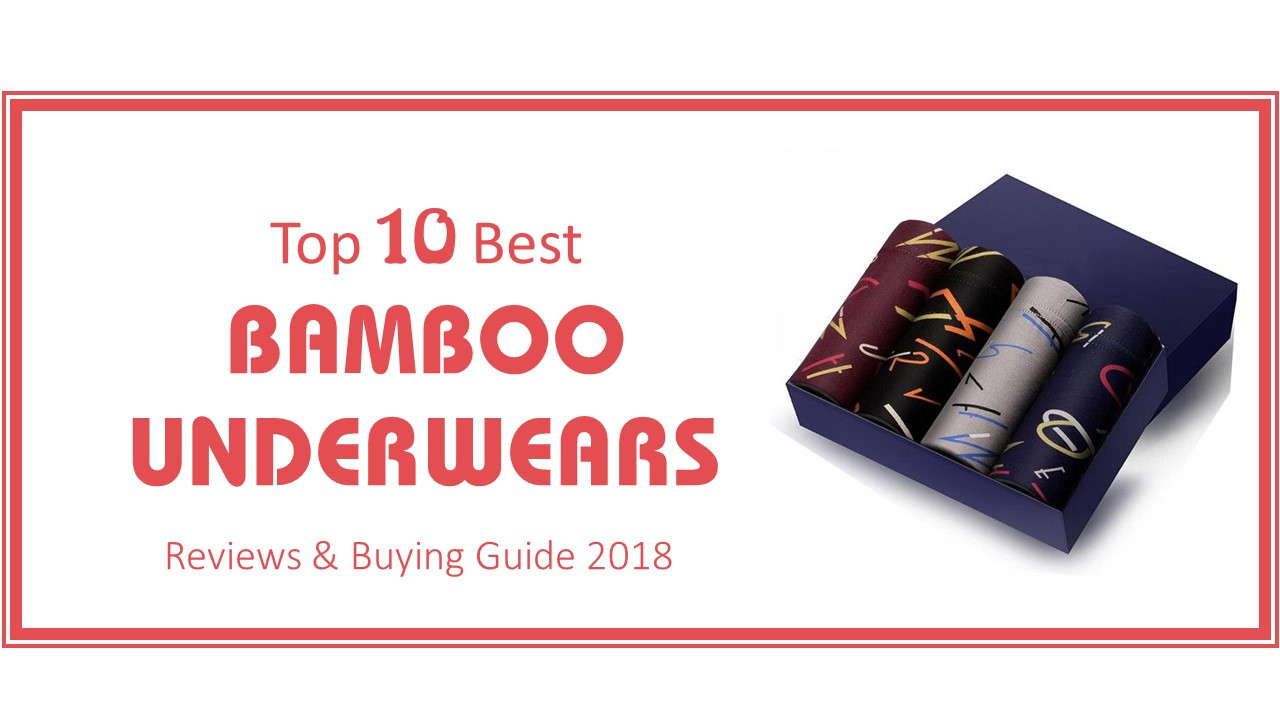 Top 10 Best Bamboo Underwears  Reviews   Buying Guide 04ae61d9e7