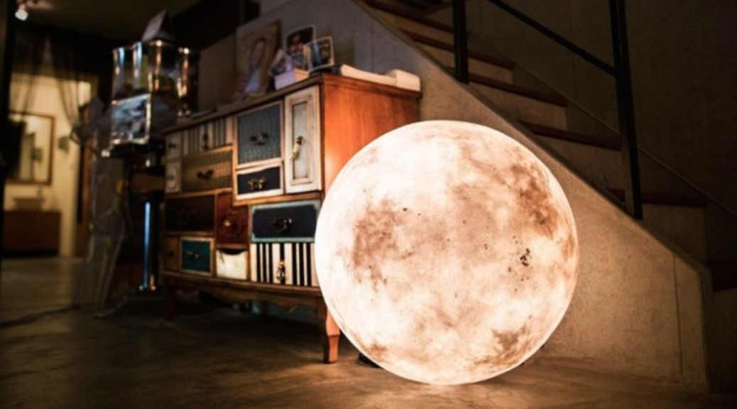 Top 5 Best Moon Lamps Reviews Buying Guide