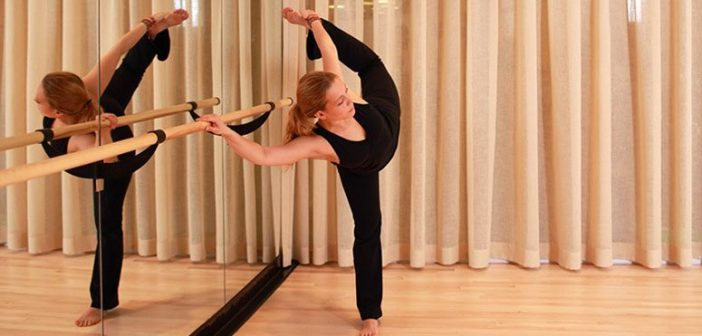 Install a Ballet Barre For Home