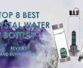 Top Best Crystal Water Bottles 2019: Reviews and Buying Guide
