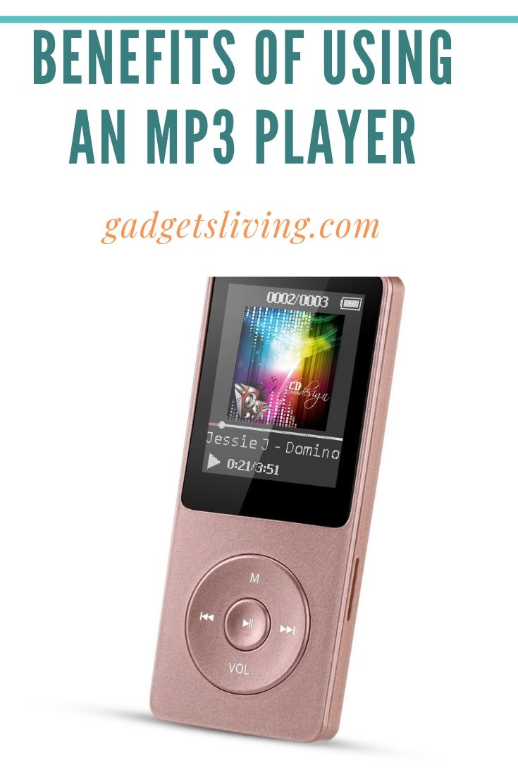 The Benefits of Using an MP3 Player