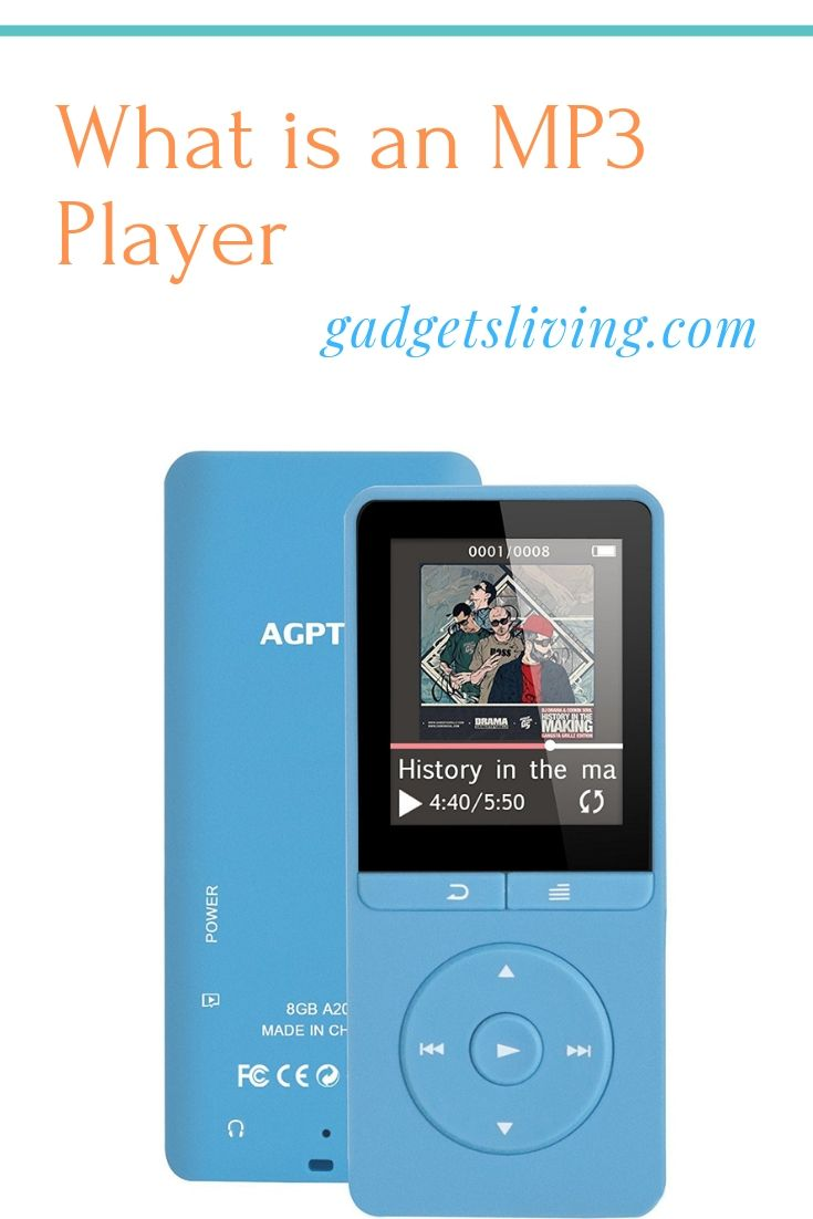 What is an MP3 Player