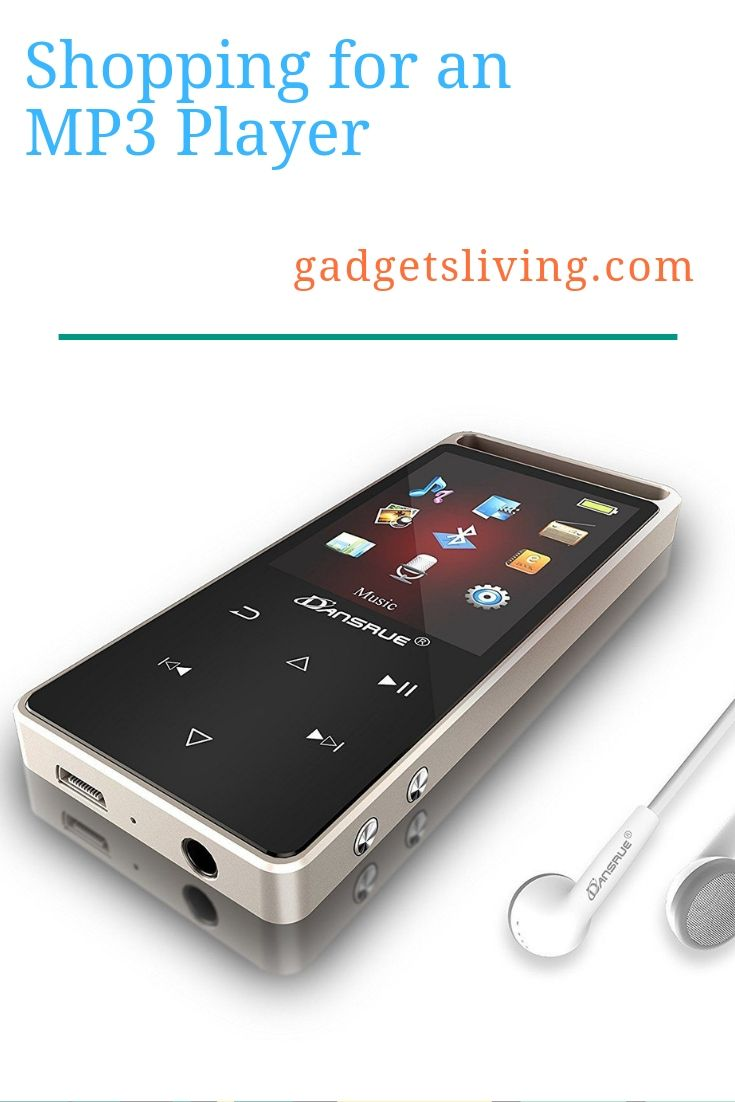 Shopping for an MP3 Player