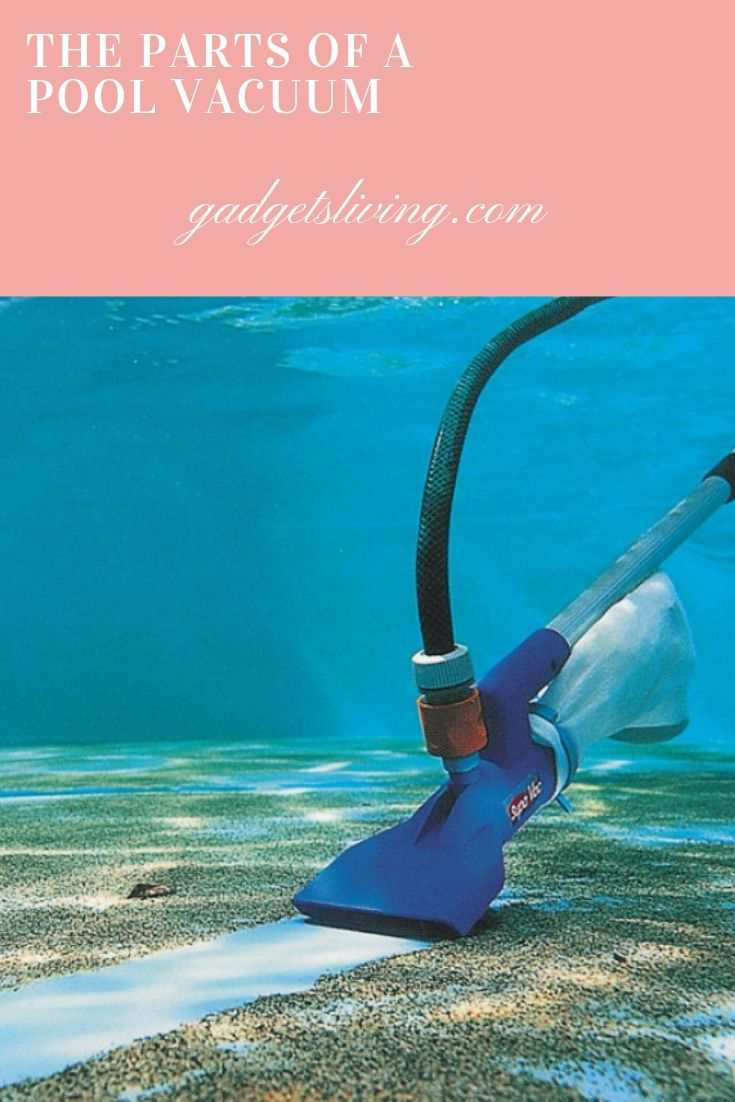 The Parts of a Pool Vacuum