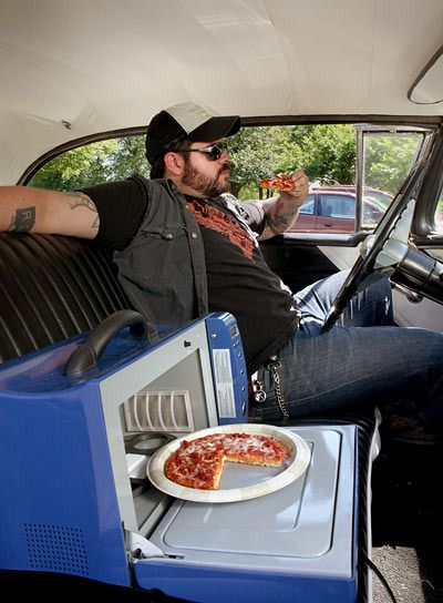 What to Look for in a Car Microwave