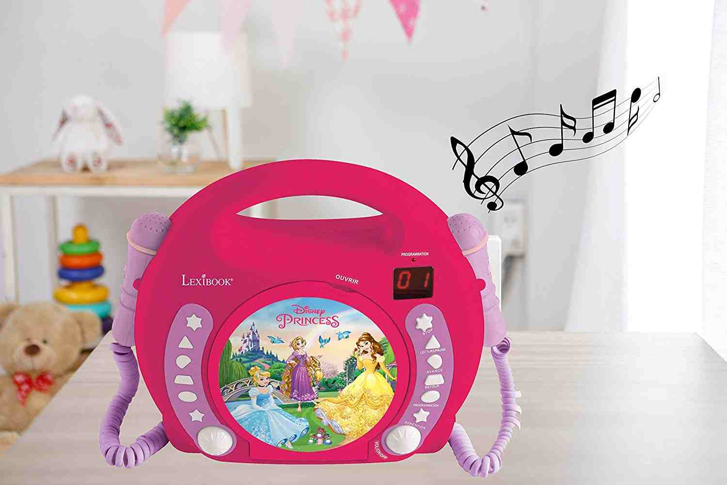Top 5 Best Kid CD Players Reviews & Buying Guide
