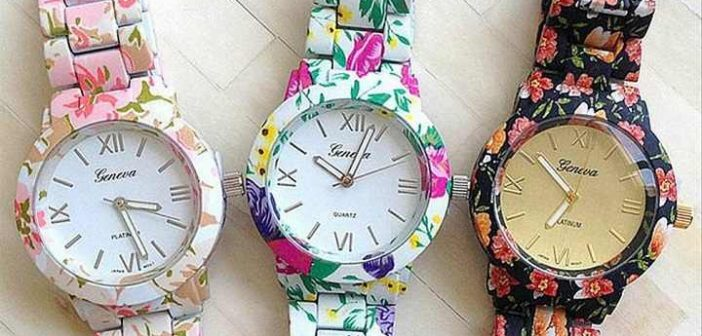 TOP 5 Best Watches for Teen Girls Reviews & Buying Guide
