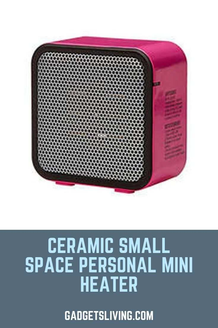 Ceramic Small Space Personal Mini Heater