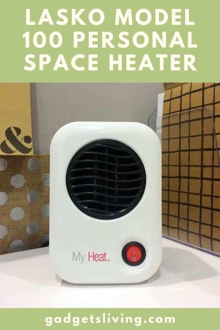 Lasko Model 100 Personal Space Heater