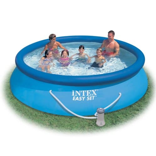 Intex Easy Set 12ft x 30in Round Pool Set