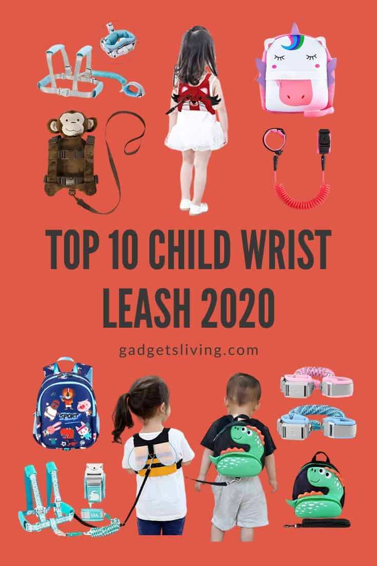 TOP 10 Best Child Wrist Leash 2020