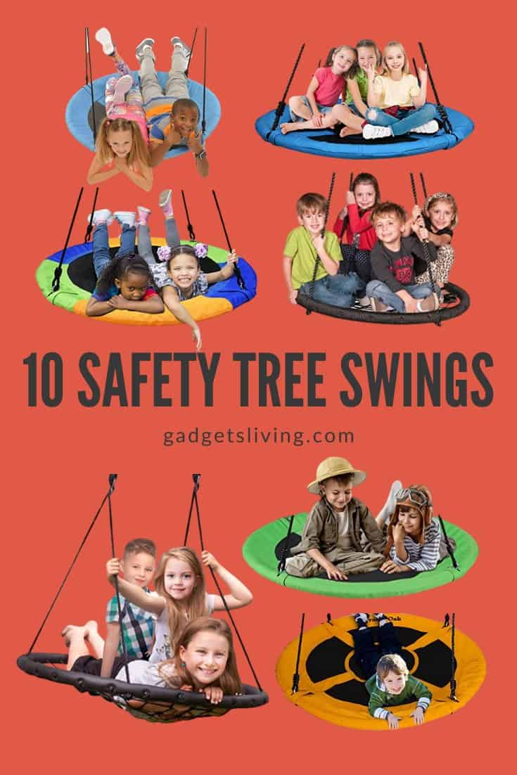 Top 10 Tree Swings for the Best Safety