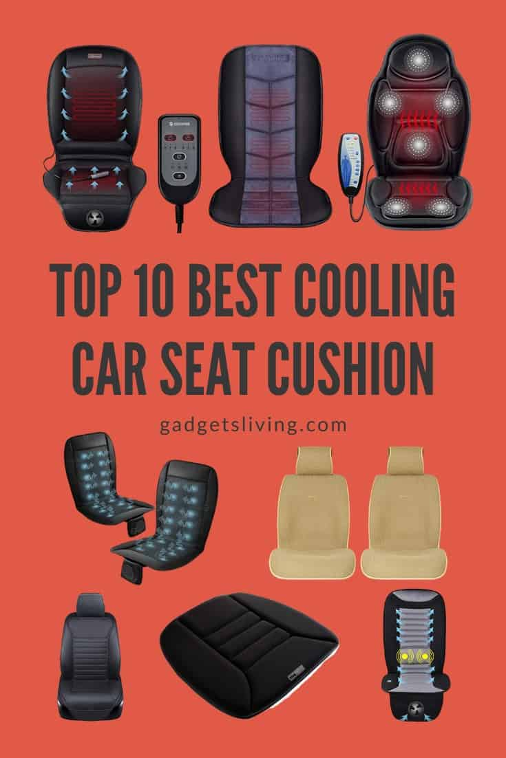 Top 10 Best Cooling Car Seat Cushion