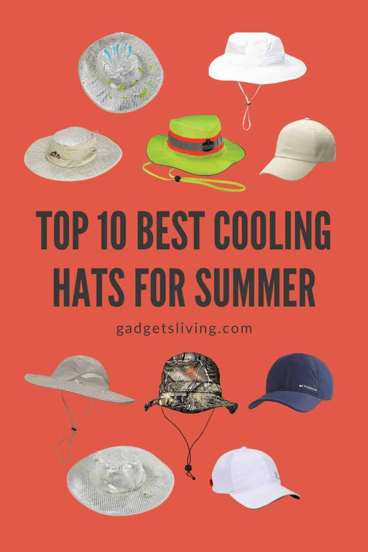 Top 10 Best Cooling Hats For Summer