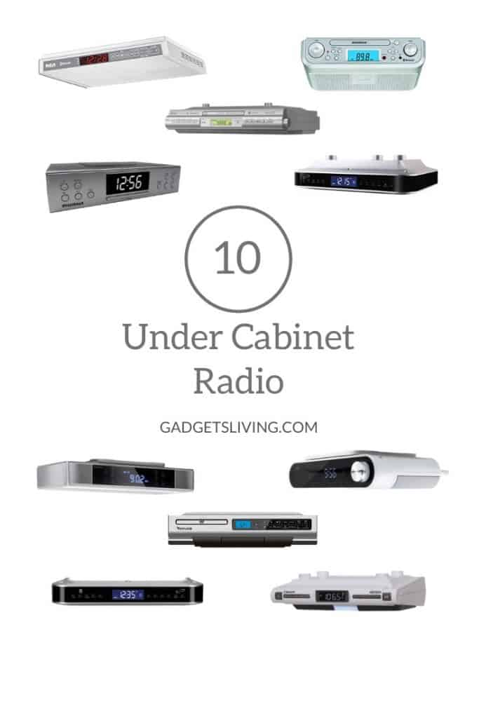 Top 10 Best Under Cabinet Radio Review